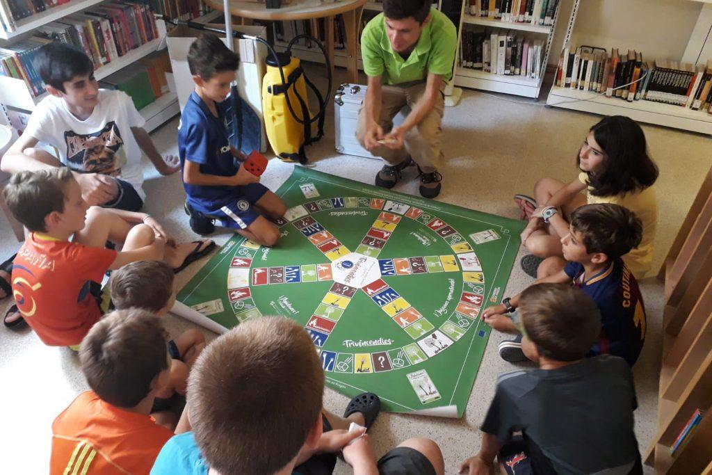 el-grado-medio-ambiente-biblioteca-verde