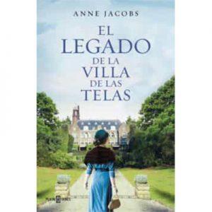 El legado de la villa de las telas de Anne Jacobs