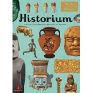 Historium de Jo Nelson