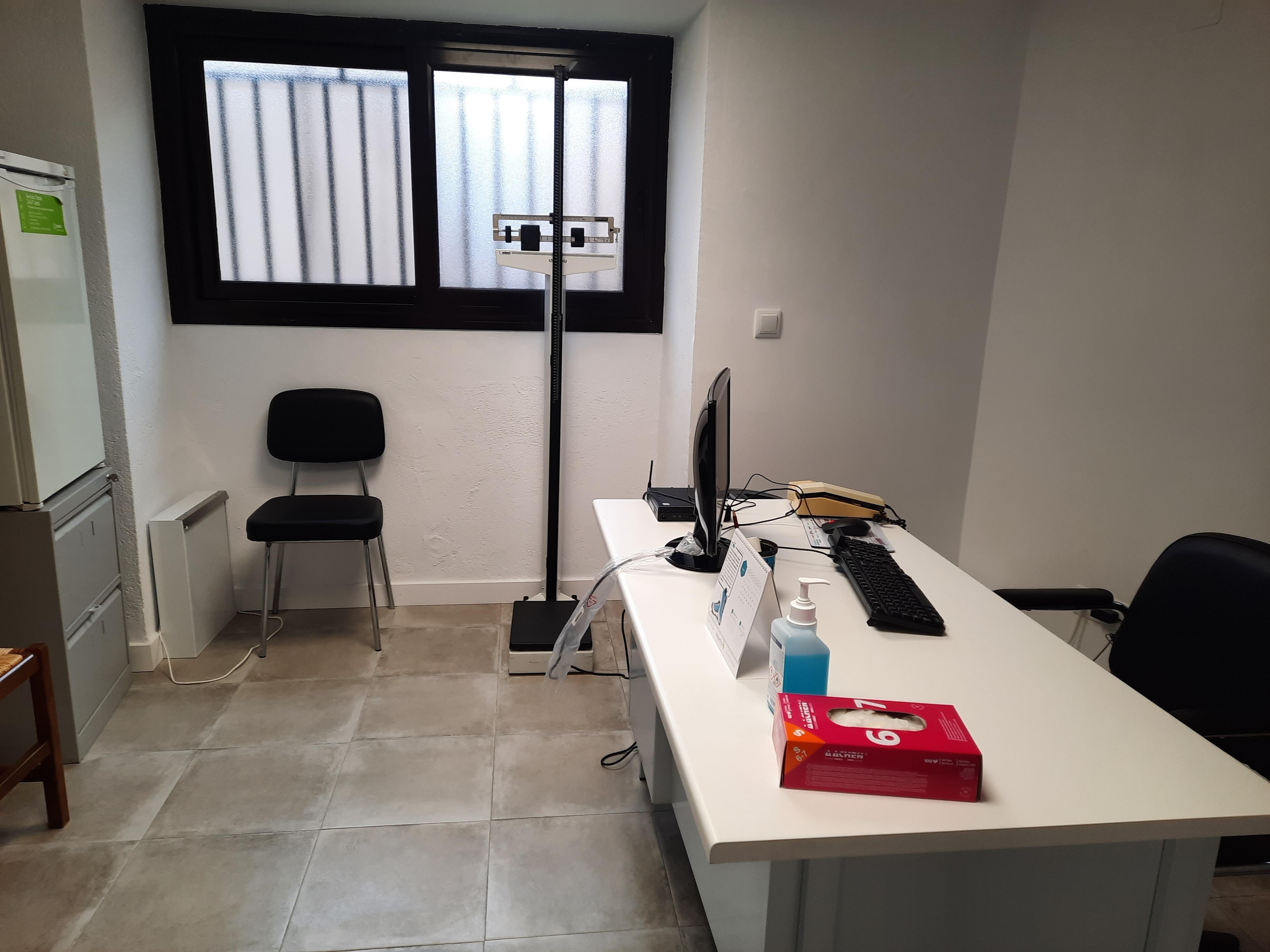 Nuevo consultorio médico en Enate