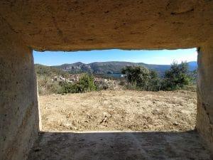 Visitas guiadas a las fortificaciones defensivas de la Guerra Civil en El Grado