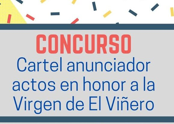 Concurso cartel anunciador actos Viñero 2021